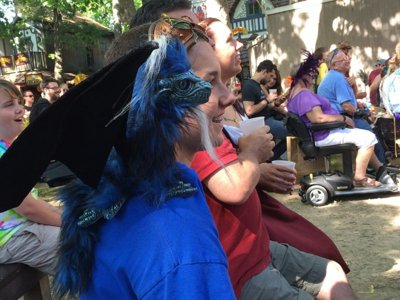 The joy of the Ren Faire Image