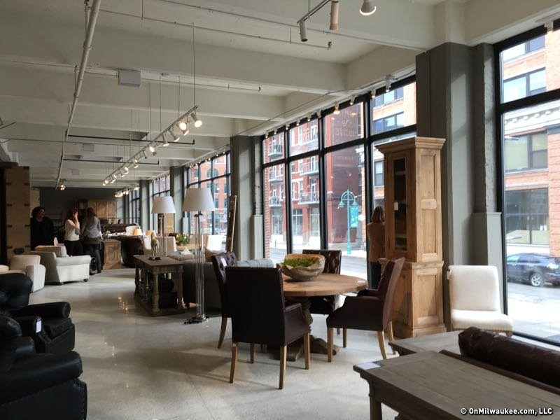 Restoration Hardware Opened Thursday In The Third Ward