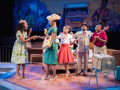 'Welcome to Bronzeville' gets a half-baked treatment at First Stage Image
