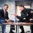 Honor and dishonor sneak into the picture in Chamber's 'Lobby Hero' Image