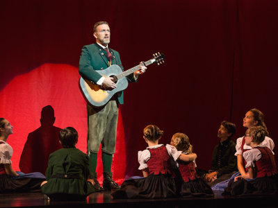 'The Sound of Music' moves into a new  world with Marcus production Image