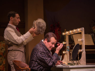 Next Act's tale of Enrico Caruso sings with style and grace