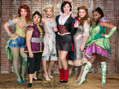 Hilarious tale of twisted Disney princesses enchants at Marcus Center