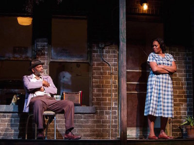 Rep season closes with moving staging of August Wilson's