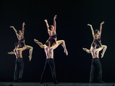 Dancers, choreographers create magic for the Genesis 2017 competition Image