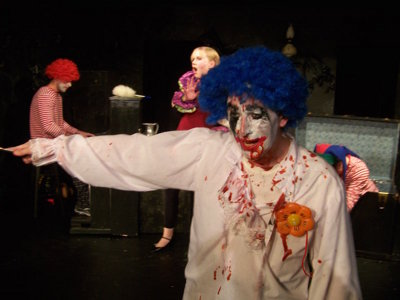 Halloween horror stories get wild treatment at Off The Wall Theatre