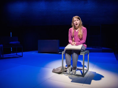 Portrait of an autistic girl is a triumph for teenage actor and First Stage