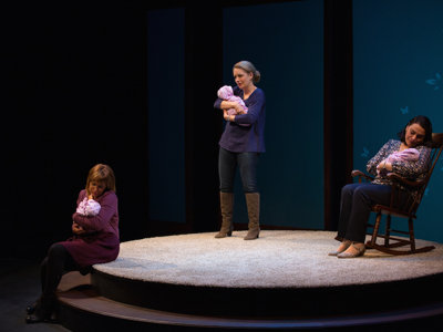 Next Act's new show explores the mysteries of motherhood