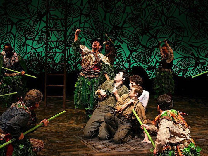 """Peter and the Starcatcher"" is a magical evening of live theater at the Rep."