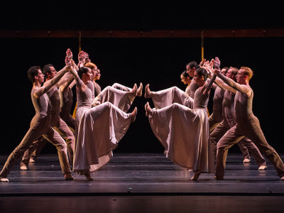 Opening act steals thunder from feature in Ballet's strong start to season