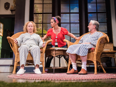 Misery with laughs on the menu as Chamber Theatre opens season