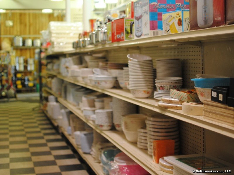 The bowl selection is extensive and much cheaper than other Asian grocery stores.