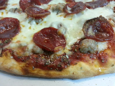 In search of the perfect pizza: Antonio's Pizza Image