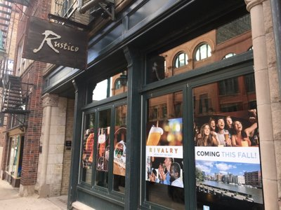 Rivalry sports bar and restaurant set to open in October