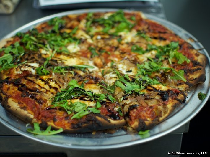 Prepare To Have Your Expectations N Out Of The Water By Riverwest Pizza Photo Royal Brevvaxling