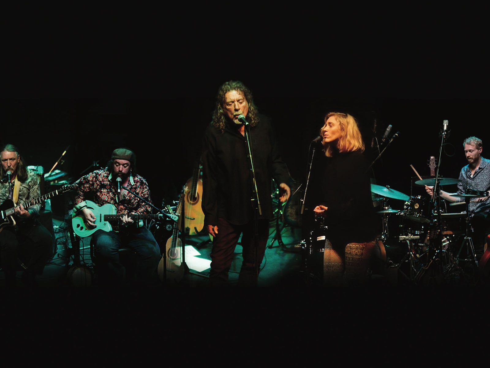 Get Intimate With Led Zeppelin S Robert Plant At Turner Hall