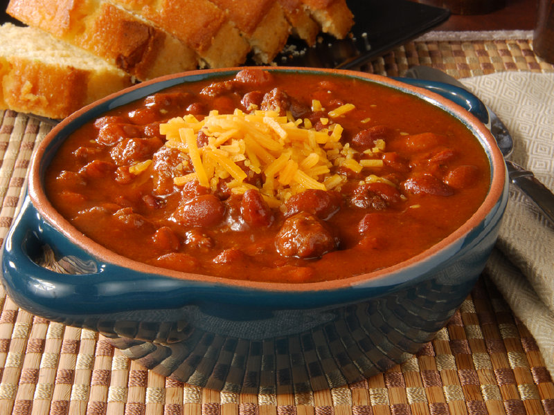 "It may be chilly now, but it'll be even ""chili-er"" on March 2."