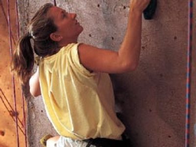 McGowan brings rock climbing to the masses