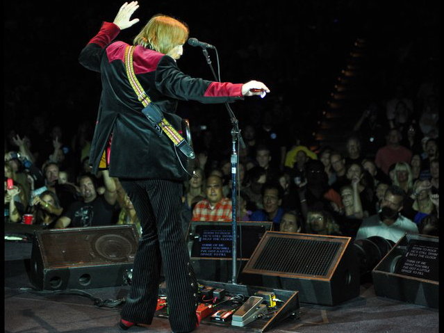Is it that hard to remember the words? (Photo: TomPetty.com)