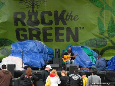 Rock the Green goes greener for 2012