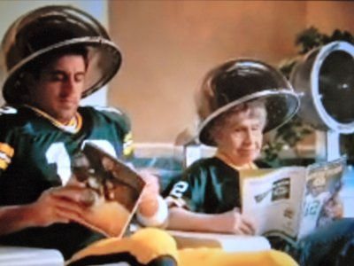 A good Aaron Rodgers ad