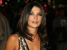Aaron Rodgers' girlfriend Jessica Szohr.
