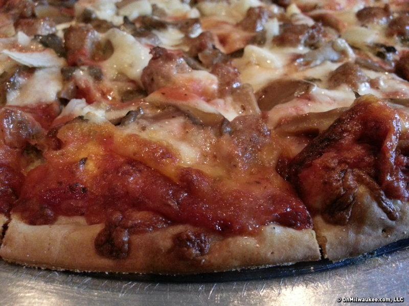pizza papa luigi
