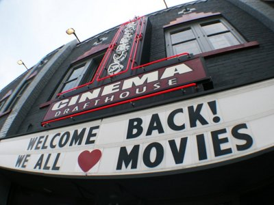 Return of the Rosebud marks rebirth of neighborhood movie experience