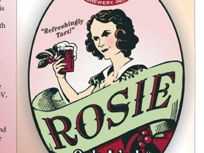 Meet Rosie: Lakefront Brewery's latest offering