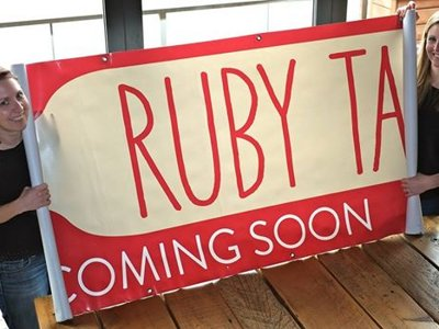 Ruby Tap celebrates two years and new location
