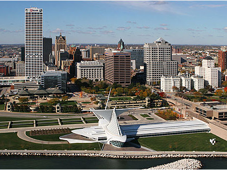 Milwaukee gets love from SI. (Photo: aerialscapes.com)