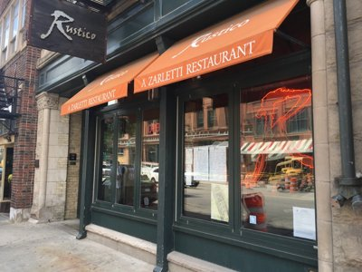 Rustico closes after nine years, making way for dual-themed sports bar