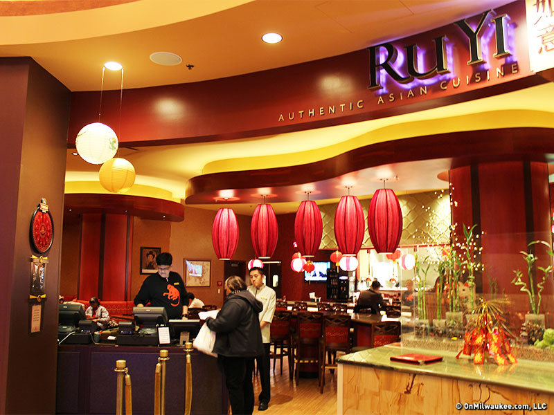 6 reasons to check out the new ruyi sushi bar which opens feb 23 rh onmilwaukee com potawatomi casino buffet milwaukee potawatomi casino buffet thanksgiving