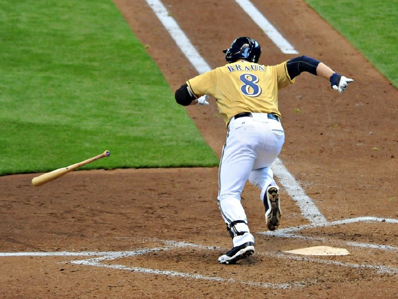 Seeing Ryan Braun slam home runs in bunches shouldn't be a surprise.