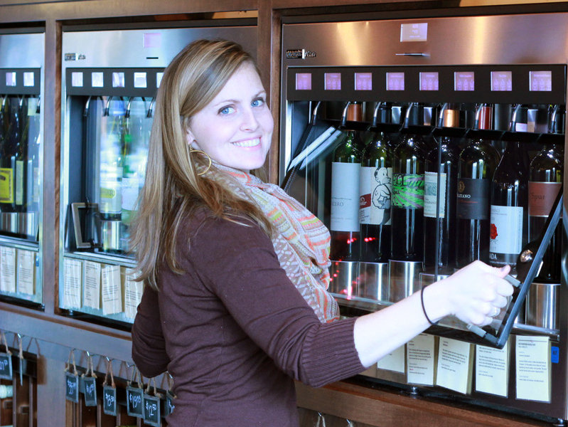 Featured Bartender The Ruby Tap S Sarah Smith Onmilwaukee