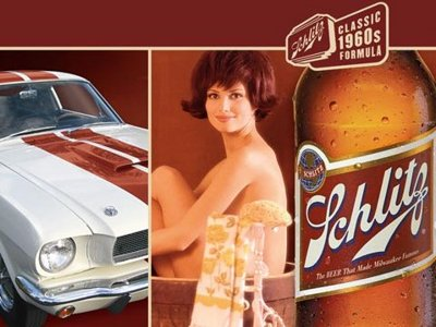 Schlitz puts hard-to-find classic brew back on tap Image