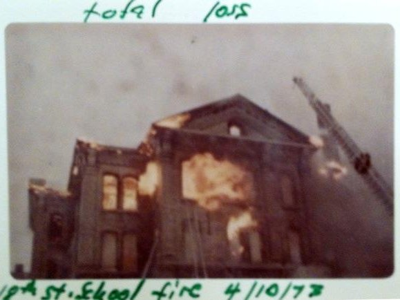 "Eighteenth Street School ... a ""total loss."""