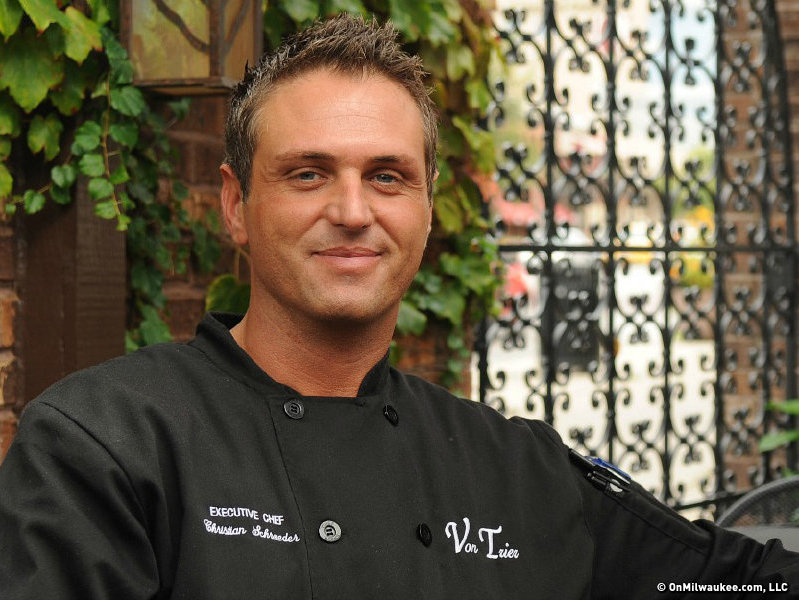 A chat with Nourri chef Christian Schroeder