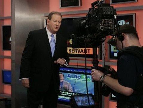 Ed Schultz's MSNBC show airs from Madison tonight.