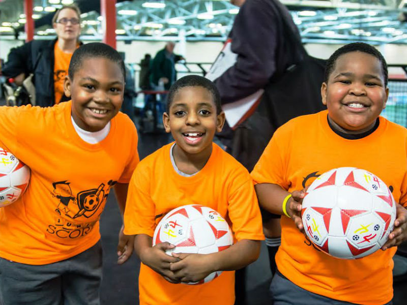 Scores Cup Charity Indoor Soccer Tournament slated for April 22 at Uihlein Image