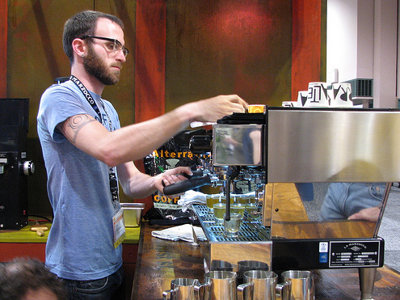 Lucey's victory brews a taste of Colombia Image