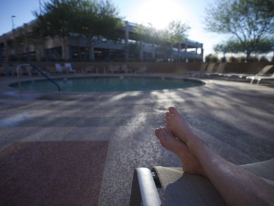 The off day: St. Patrick's Day Eve in Scottsdale