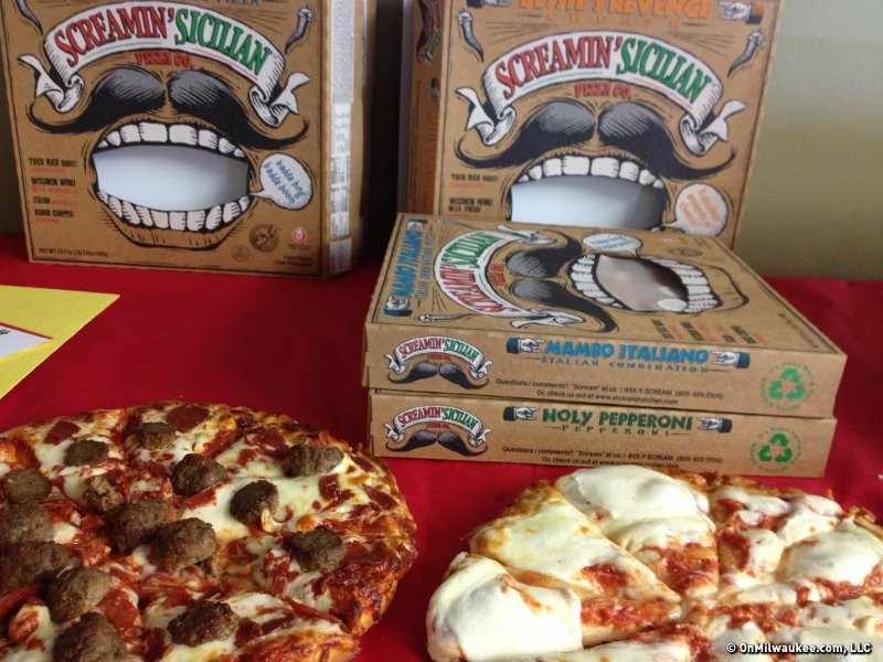Screamin' Sicilian hopes to be to frozen pizza what craft beer is to the suds market.