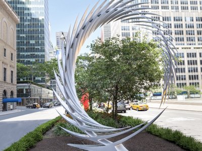 Another Calatrava artwork is coming to Milwaukee this summer