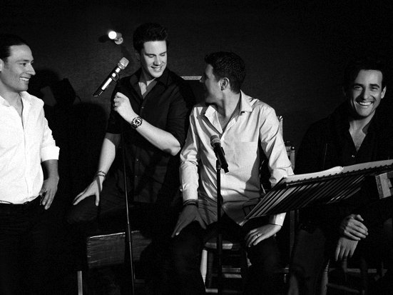 Colleen Jurkiewicz S Blogs Ten Minutes With Il Divo
