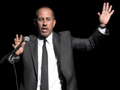Jerry Seinfeld will perform stand-up set at the Riverside on March 10
