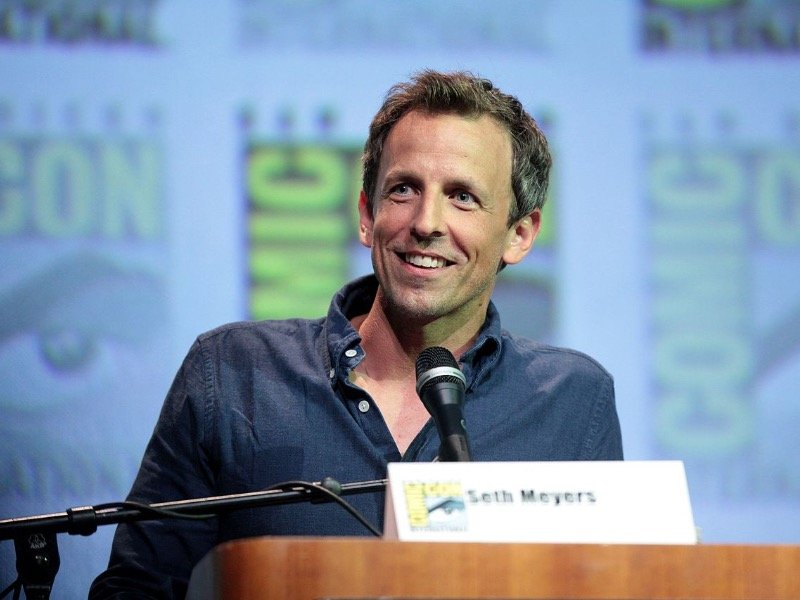 f38b8a3ed47aa Seth Meyers will headline JCC's Laugh It Up Milwaukee fundraiser at ...