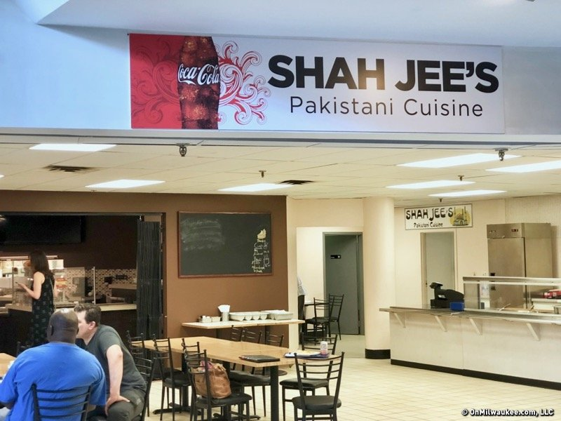 Shah Jeeu0027s Has Been A Popular Lunch Spot In The Jefferson Building Downtown  For Years.