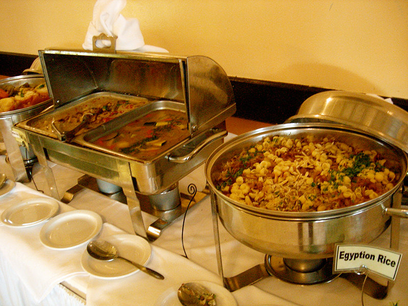 Shahrazad scores with new vegetarian lunch buffet - OnMilwaukee