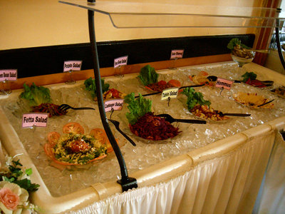 Shahrazad scores with new vegetarian lunch buffet